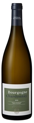 Château d'Etroyes Bourgogne blanc Chardonnay 2018