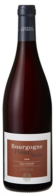 Château d'Etroyes Bourgogne rouge Pinot Noir 2018
