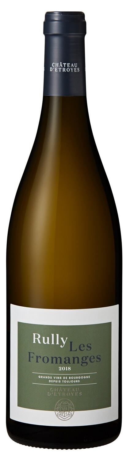 Château d'Etroyes Rully blanc Les Fromanges 2018