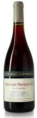 Château d'Etroyes Mercurey Premier Cru rouge Les Combins 2017