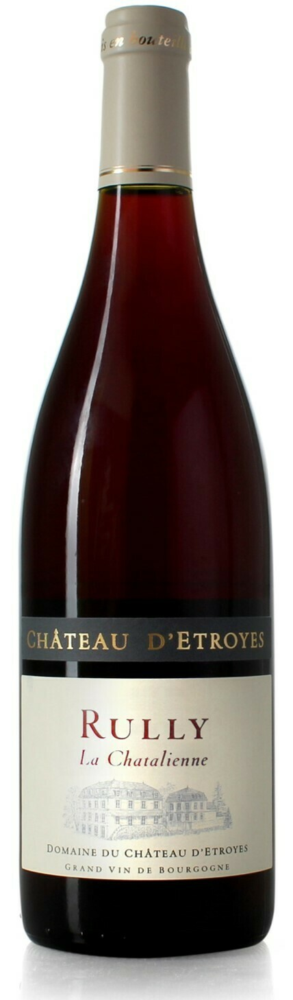 Château d'Etroyes Rully rouge La Chatalienne 2018