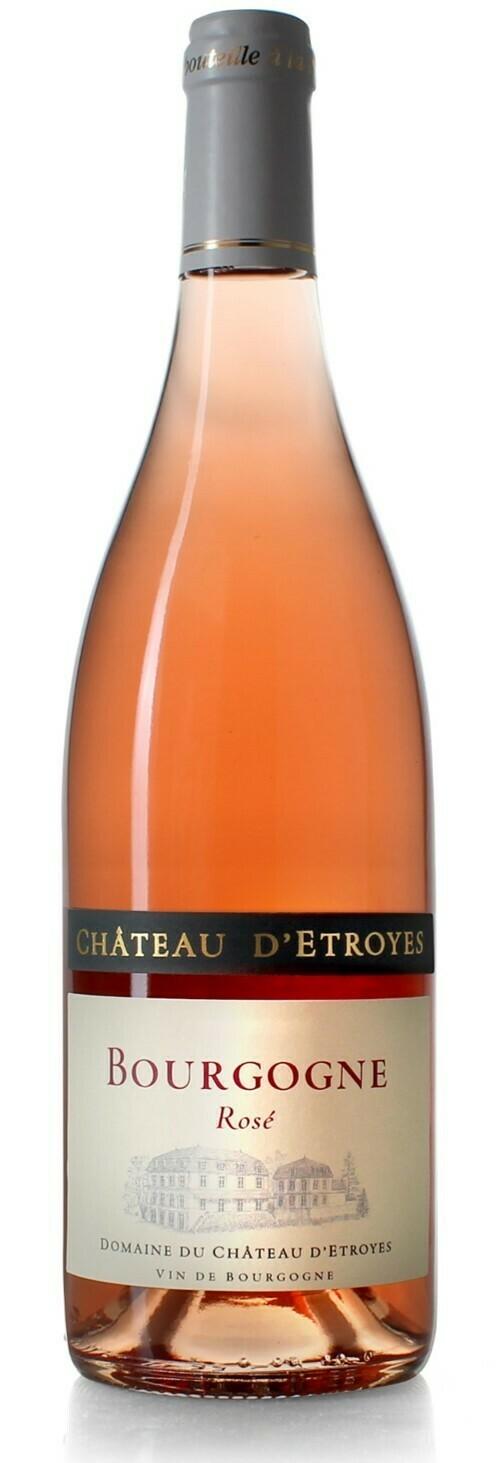 Château d'Etroyes Bourgogne rosé Pinot Noir 2018