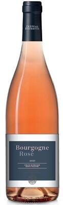 Château d'Etroyes Bourgogne rosé Pinot Noir 2020