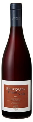 Château d'Etroyes Bourgogne rouge Pinot Noir 2019