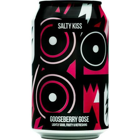 Magic Rock - Salty Kiss - Gooseberry Gose - 4.1% (330ml)