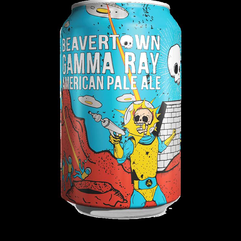 Beavertown - Gamma Ray - 5.4% (330ml)