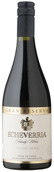 Viña Echeverría, Gran Reserva, Casablanca, Pinot Noir 2017 - 13.5%