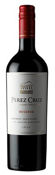 Viña Perez Cruz, Reserva, Maipo Andes, Cabernet Sauvignon 2017 - 13.5%