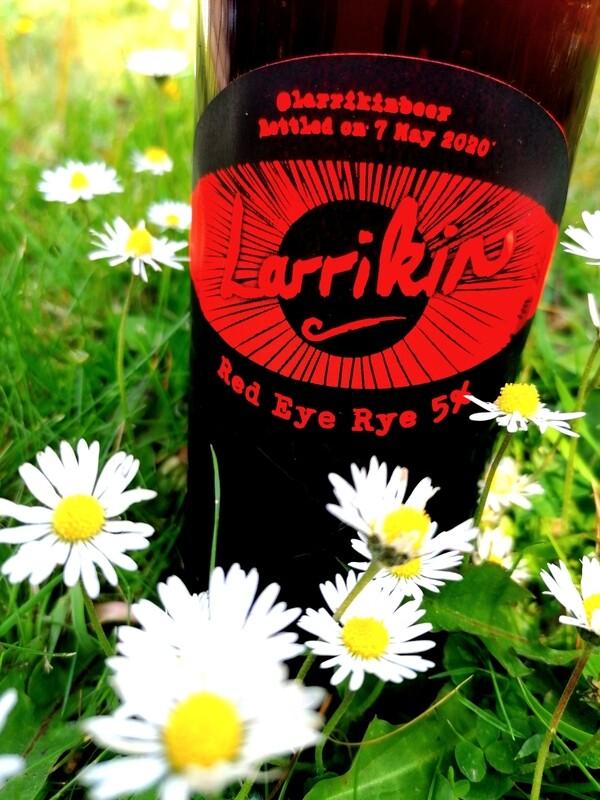 Larrikin - Red Eye Rye - 5% (500ml)