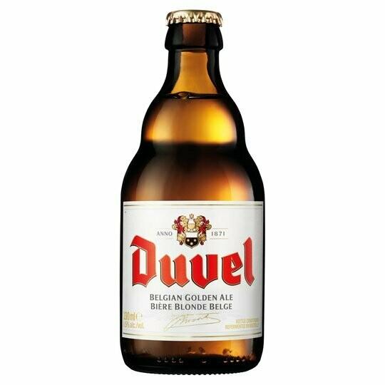 Duvel - 8.5% (330ml)