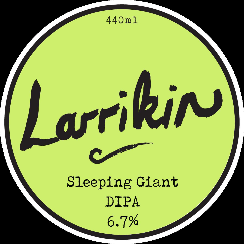 Larrikin - Sleeping Giant - 6.7% DIPA (440ml)