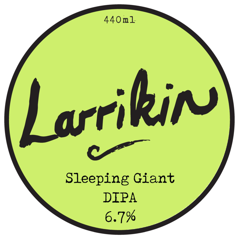 Larrikin - Sleeping Giant - 6.7% DIPA (440ml)