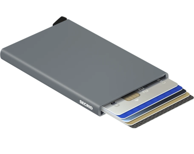 Kartenhalter - das sichere Portemonnaie