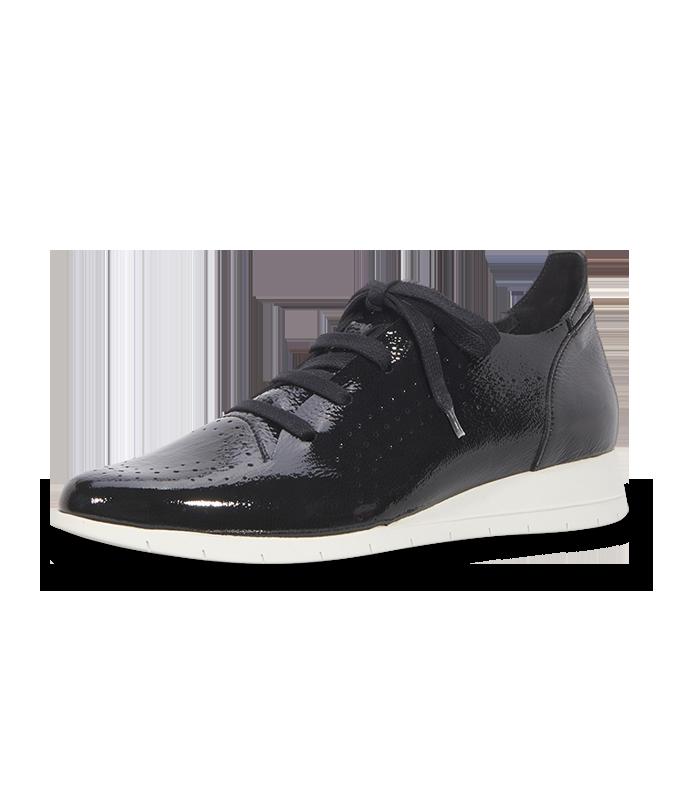 arche Schnürschuh – Sitcha Lackleder Sneaker
