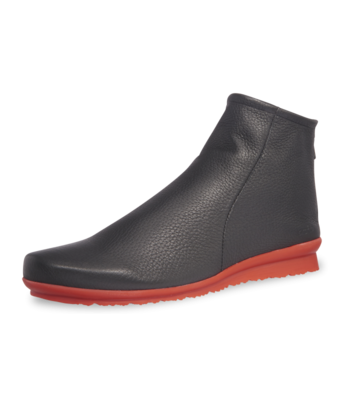 arche Boots  – Baryky Hirschleder mit roter Sohle