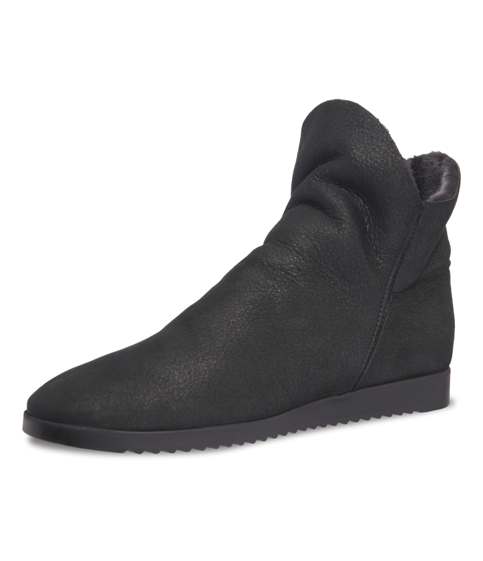 arche Boots  – Baosha Schafsleder schwarz