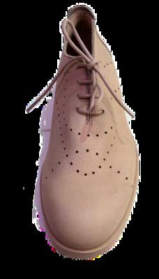 arche Schnürschuhe – Iolack Leder in Nude