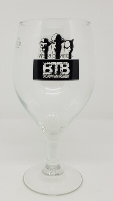 BTB Barley Glass Black