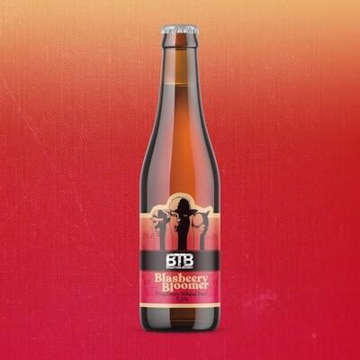 2 x Blasbeery Bloomer 330ml Bottles