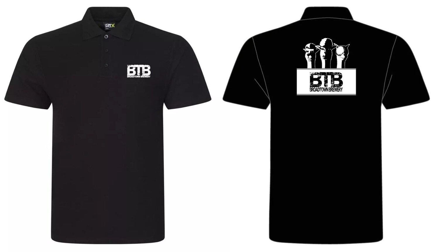 BTB XL Polo Shirt