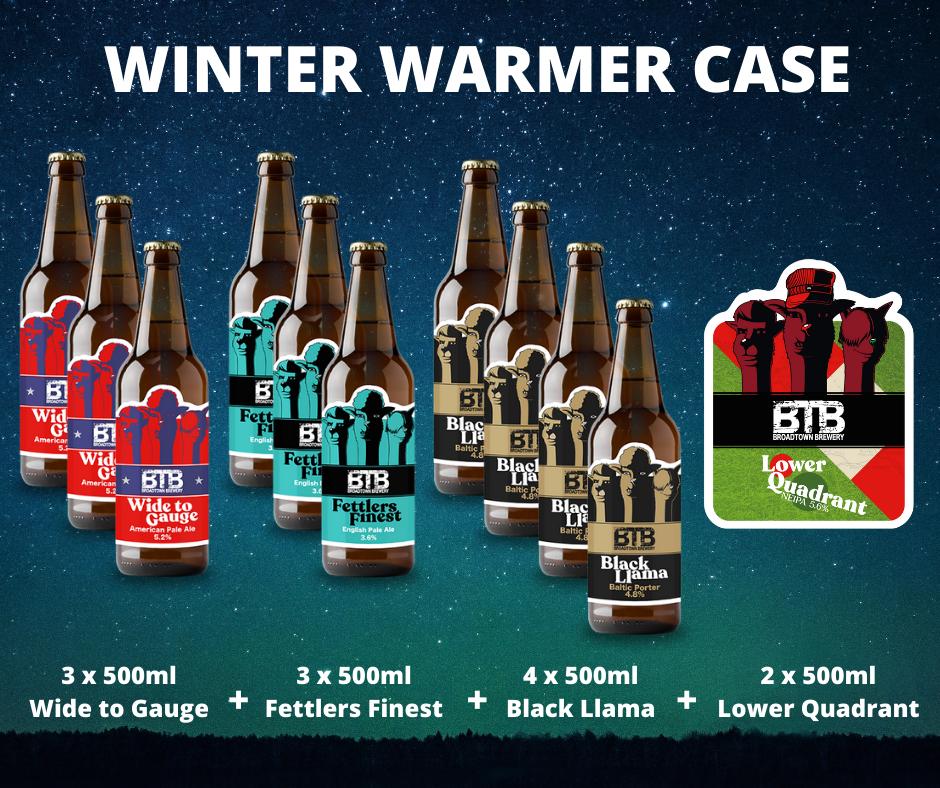 Winter Warmer Case