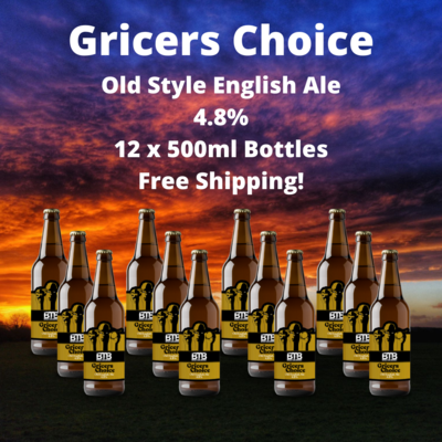 Gricers Choice Case