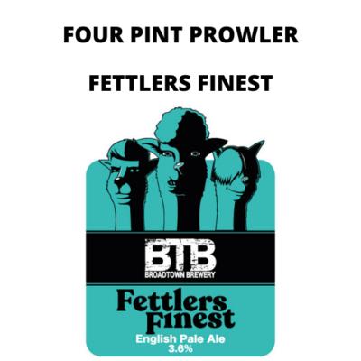 Fettlers Finest Four Pint Prowler Fill