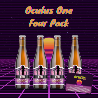 Oculus One Four Pack