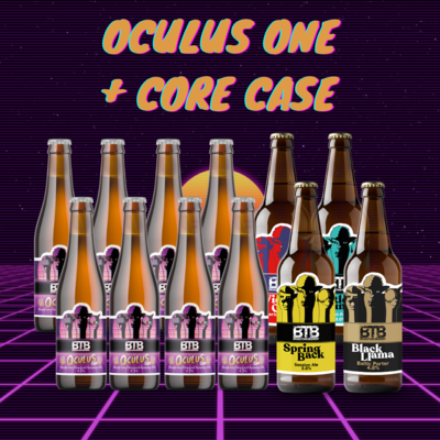 Oculus One Plus Core Four Case