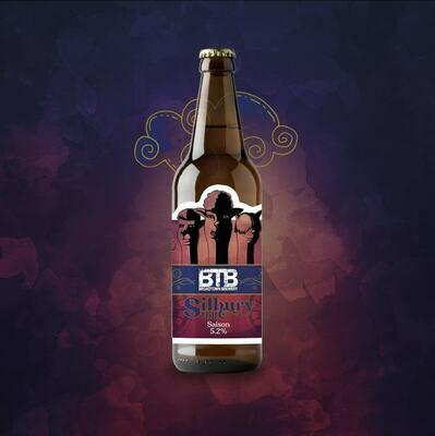 Silbury Hill Saison Case of 12 Bottles