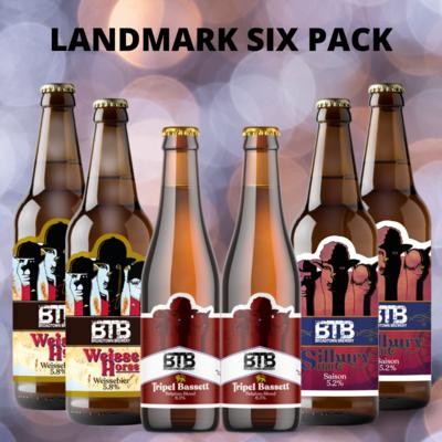 Landmark Six Pack