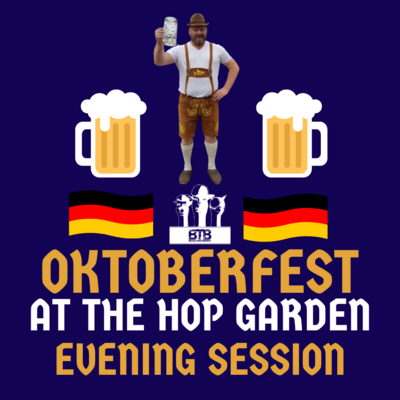 OKTOBERFEST EVENING SESSION TICKETS