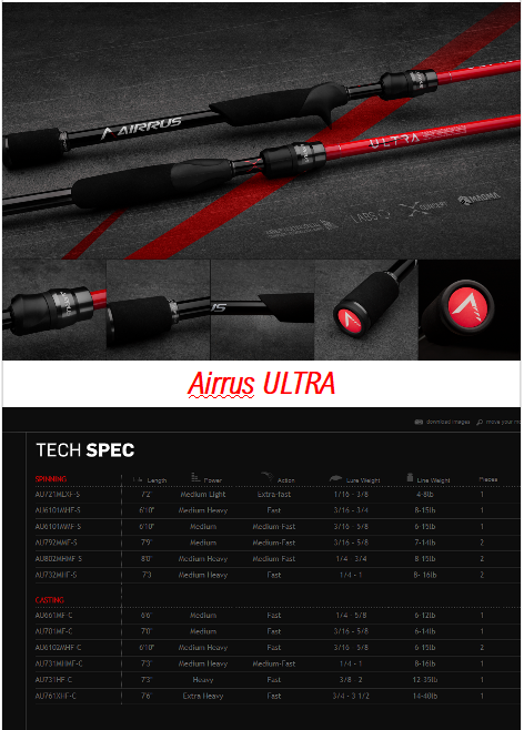 Airrus Ultra