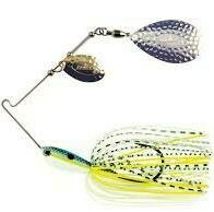 Water slash spinnerbait 3/8 Double indiana