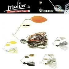 Venator spinnerbait 1/2 oz DW