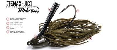 Tenax jig wide gap 1/2 oz