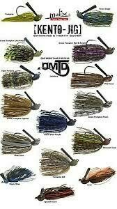 Kento jig 3/8 oz