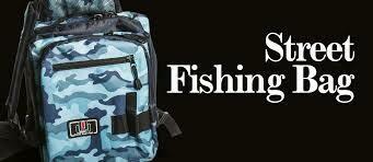 Street fishing bag molix