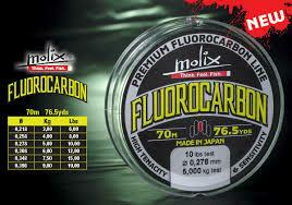 Molix fluorocarbon (70m)