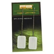 Splicing needle