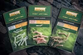 Shrimp aligner clear 8pcs