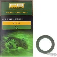 rig rings 3.7mm medium 15pcs