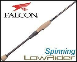 Falcon Lowrider Spinning rods