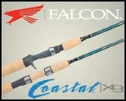 Falcon Coastal Xg Spinning Rods