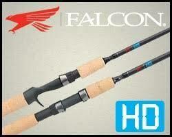 Falcon HD Casting rods