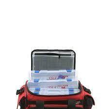 Falcon V6 Speedbag w/ 4 Flambeau 3700 boxes
