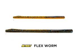 "FLEX WORM 5"" & 7"""