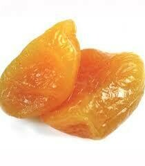 Abricot moelleux - Barquette de 250 grs.