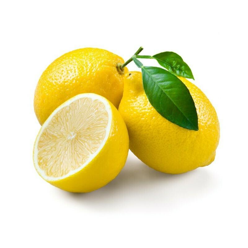 Citron BIO. Italie. 3 pièces