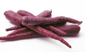 Carotte violette. Direct PRODUCTEUR.  1 KILO